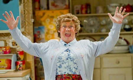 Brendon O'Carrol in Mrs Brown's Boys.